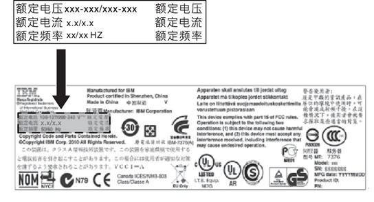 Installing a hot-swap ac power supply - IBM System x3550 M3