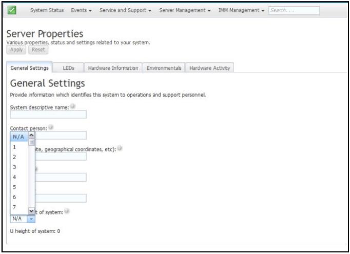 integrated management module ibm  software
