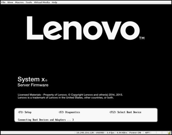 ServerGuide 10 を使用した Windows Server 2012 R2 導